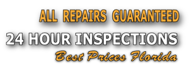 ALL  REPAIRS  GUARANTEED