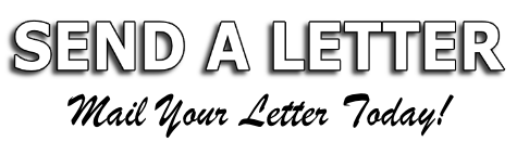Mail Your Letter Today!
